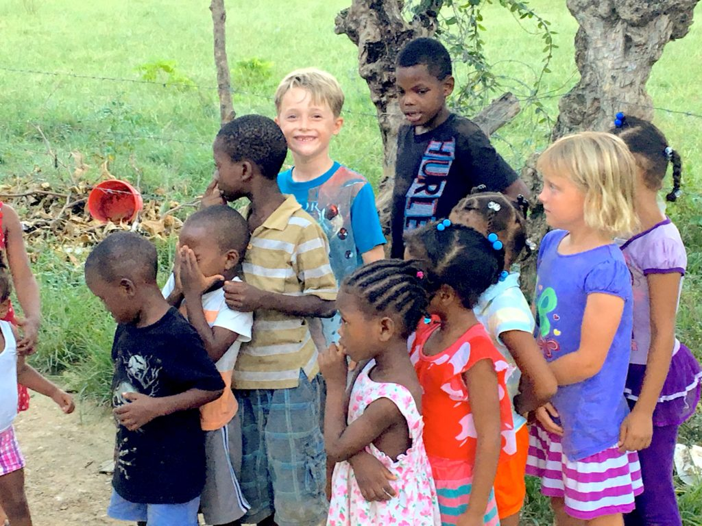 Teach Your Children Well A Family Volunteer Vacation